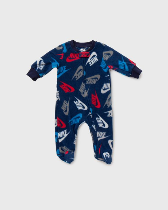 MICROFLEECE FOOTED COVERALL