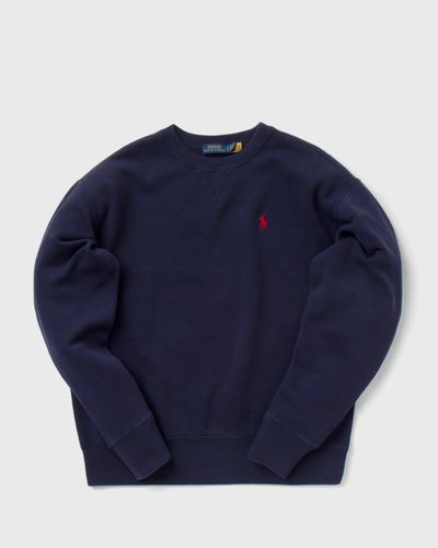 WMNS Logo Embroidered Crewneck SWEATER