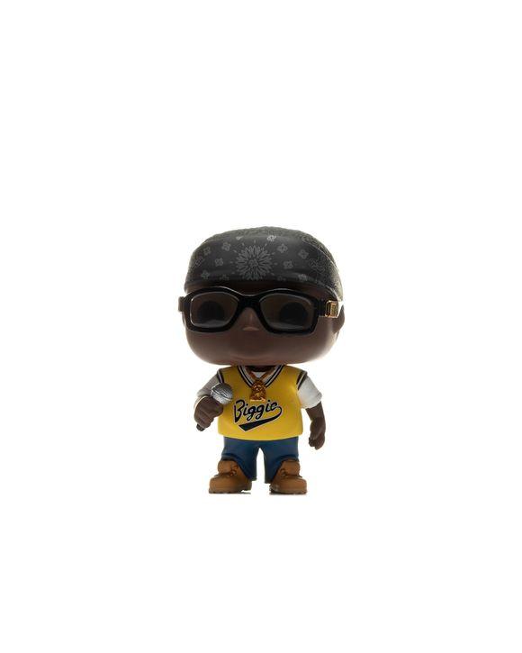Biggie - Notorious B.I.G. with Jersey VINYL FIGURE