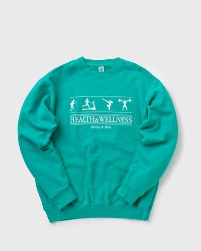Health & Wellness Crewneck Sweatshirt