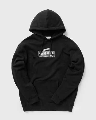 Compositions Embroidered HOODIE