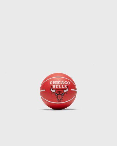 MINI NBA DRIBBLER BASKETBALL CHICAGO BULLS