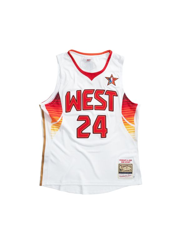 ALL STAR WEST AUTHENTIC JERSEY 2009 - KOBE BRYANT #24