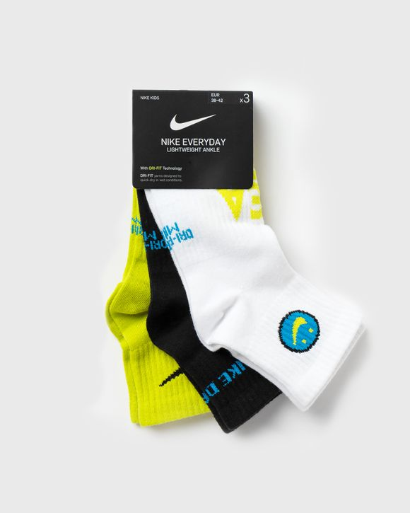 Everyday Ankle Socks (3 Pairs)