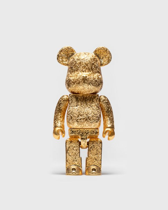 BE@RBRICK 400% ROYAL SELANGOR ARABESQUE GOLDEN
