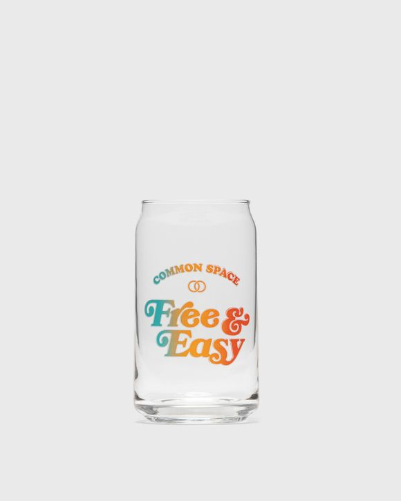 FREE&EASY X COMMON SPACE GLASS