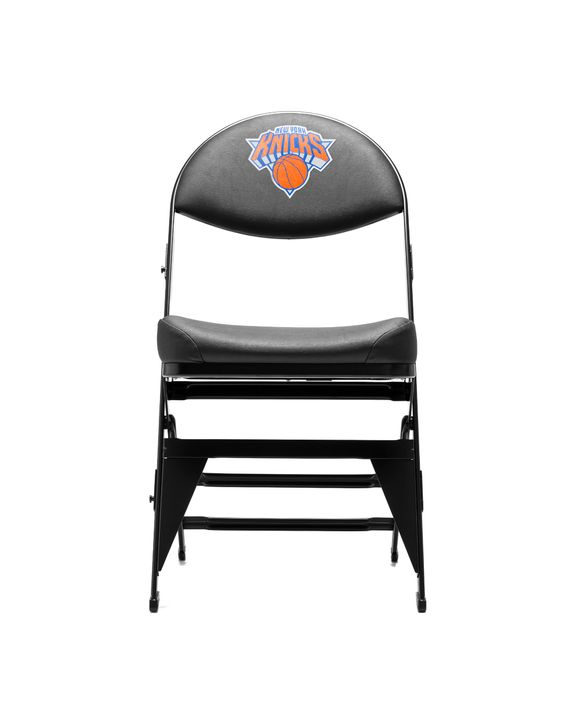 NY KNICKS OFFICIAL NBA COURT SIDE FOLDING CHAIR